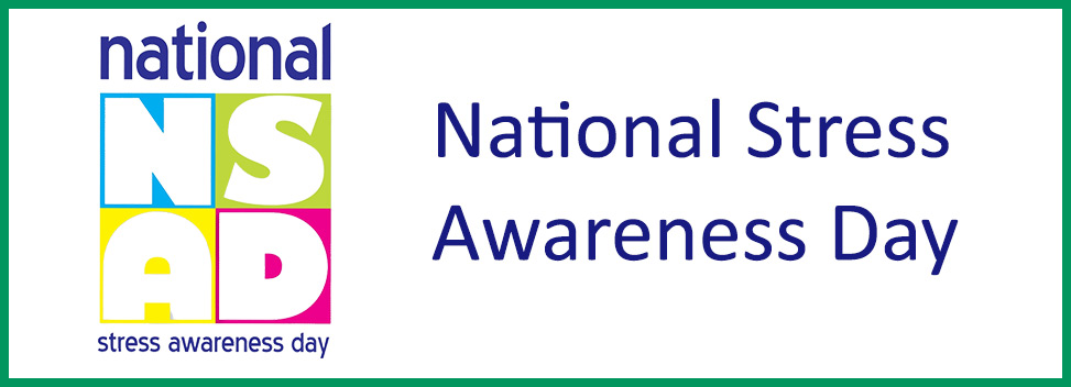 National Stress Awareness Day – 1st November